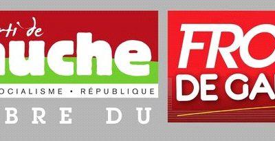 Communiqué du Parti de Gauche de la première circonscription de l'Essonne