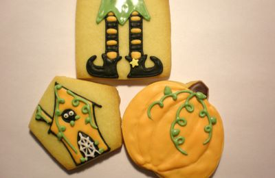 mas galletas...de halloween..!!