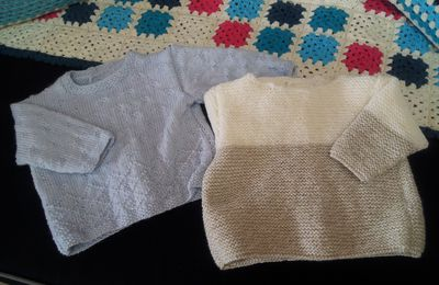 Layette pour isa