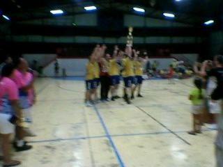 SYDNEY 2011 : le Vainqueur !