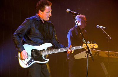 ANDY McCLUSKEY'S INTERVIEW (OMD )
