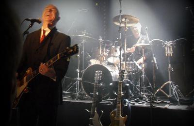 ULTRAVOX LIVE AU TRABENDO (PARIS 2012 - BRILLIANT TOUR)