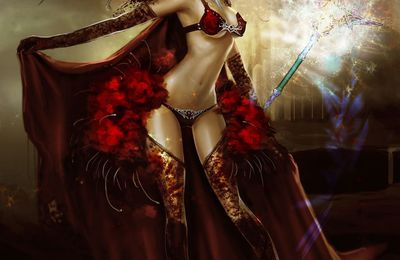 Fantasy Art Woman
