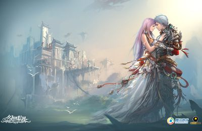 Wallpaper Fantasy Art