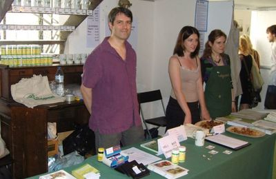 "Visite du salon ""Paris Vegan Day"" 2011"