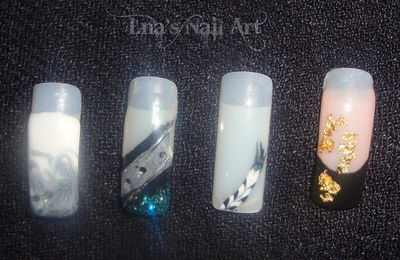 Nail art Full Gel uv