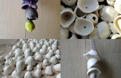 Créations de perles