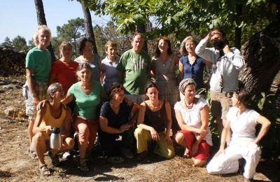 Visite des jardiniers méridionaux du réseau PACA-Sept11