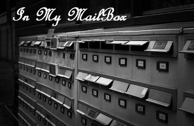 In My Mailbox [Août 2014]