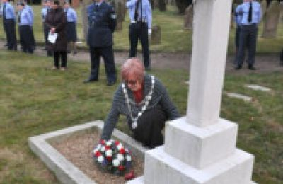 FAKENHAM: Service remembers Gabriel 70 years on