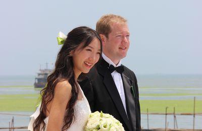 Le thème de la journée : mariageS !