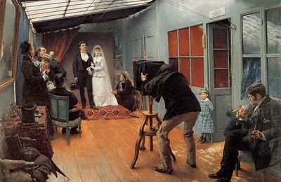 Last but not least: le mariage dans l'art
