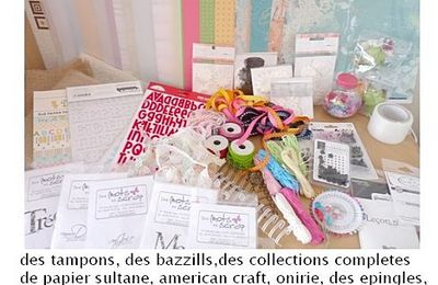 Blog Candy chez Oum Oumeyma