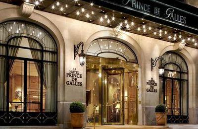 Hotel Prince de Galles à Paris
