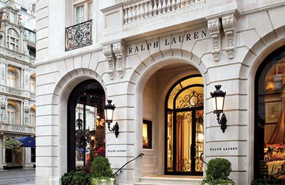 Le Style Ralph Lauren, Madison Avenue, la boutique de New York