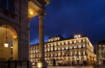 Jacques Garcia, le Regent Grand Hotel de Bordeaux