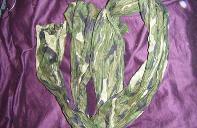 Foulard militaire