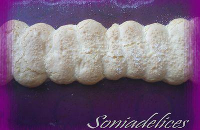 Biscuit à la cuillère de Christophe felder