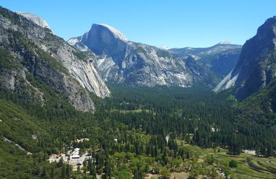 Vallée du Yosemite