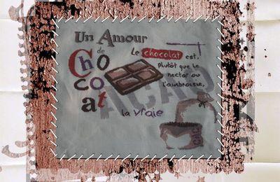 SAL un Amour de Chocolat - étape 22