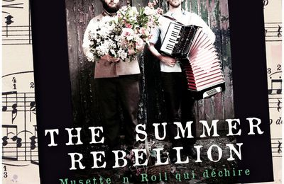 Vendredi 30 janvier : The Summer Rebellion en concert au Café du Cours