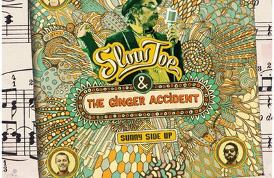 café du cours Reillanne : Slow Joe & the ginger accident en concert