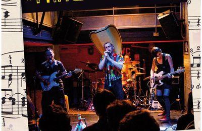 Vendredi 3 mars / Concert de Fritz Kartofel / Rock / 21 h 30 / Café du Cours