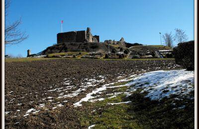 Épinal, un château oublié et des images... d'Épinal