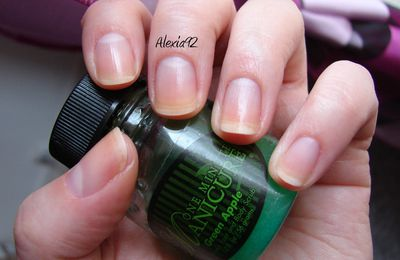 One Minute Manicure - Green Apple