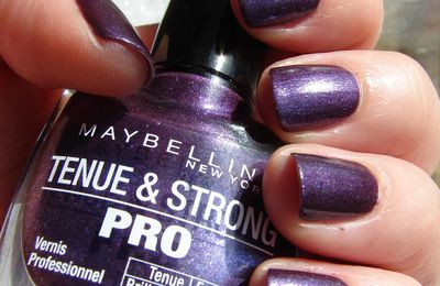 Maybelline Tenue & Strong Pro n°245