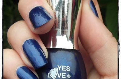 Nouvelle teinte loves yes!