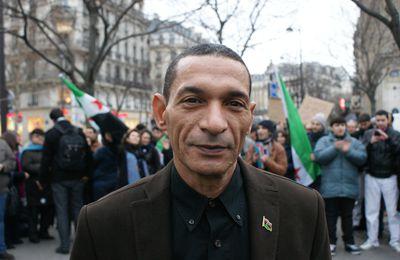 Salem Madhoun, chef révolutionnaire libyen - A la conquête de l'Ouest