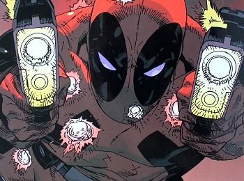 "Deadpool Une affaire épouvantable ""Comics BD"""