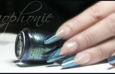Deviantly Daring, China Glaze