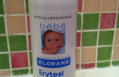 Spray Eryteal Klorane...
