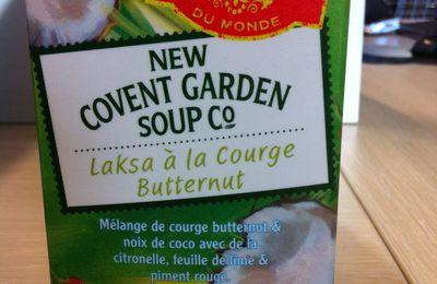 La soupe malaisienne New Covent Garden...