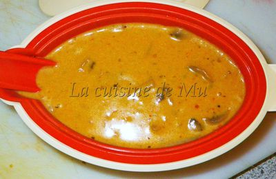 Sauce chasseur (Thermomix)