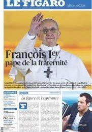 """Pontife humanitaire selon le """"coeur"""" des Carbonari ?"""
