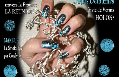 Passion Nail Art Edition Novembre 2011 :)