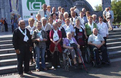 Pèlerins de Lourdes-Cancer-Espérance