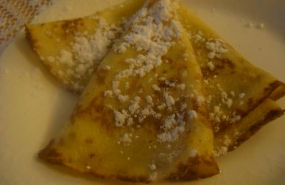Ricetta n° 2 crepes