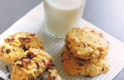 Cookies à la folie, passionnément ...