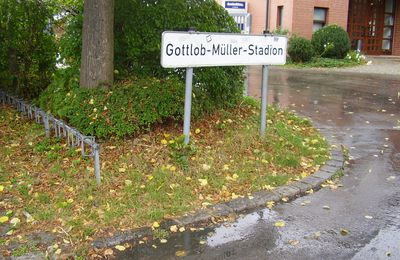 Groundspotting: Gottlob - Müller - Stadion