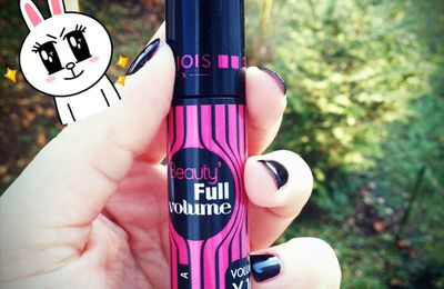 Beauty full mascara by Bourjois