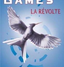 ¤ Hunger Games, Tome 3 : La Révolte, de Suzanne Collins ¤