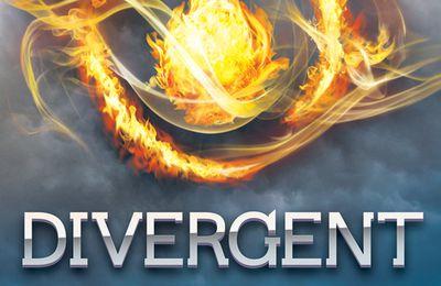 ¤ Divergent, Tome 1, de Veronica Roth ¤