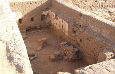 Découverte archéologique : une école romaine d'enseignement secondaire en Egypte