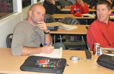 Formation Instructeur Arbitrage Baseball - 13 et 14 novembre 2010