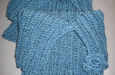 Encore un peu de tricot...
