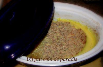 Terrine au foie gras pour Défi Marmiton de Valérie ...